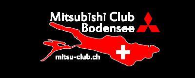 Mitsubishi Club Bodensee